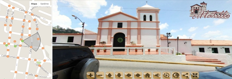 El Hatillo Virtual Banner